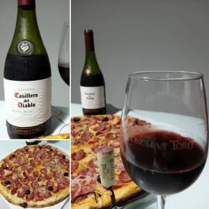 Casillero del Diablo – Avaliação de vinho Pinot Noir