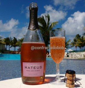 Mateus Sparkling Wine Rosé Brut – Avaliação de vinho