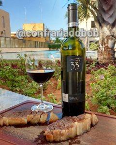 Latitud 33° Malbec 2015 – Avaliação de vinho