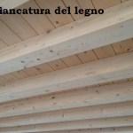 Sbiancatura del legno