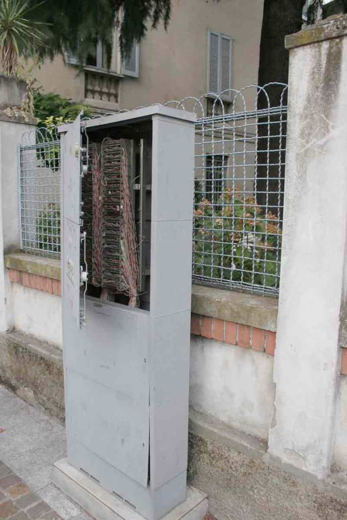 terminale rete telefonica