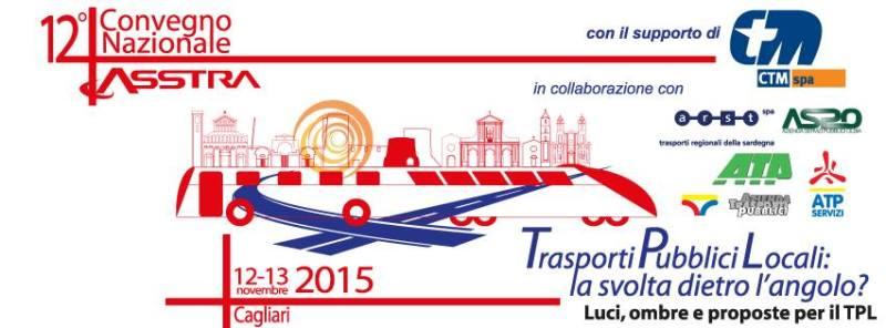 Logo 12° Convegno ASSTRA