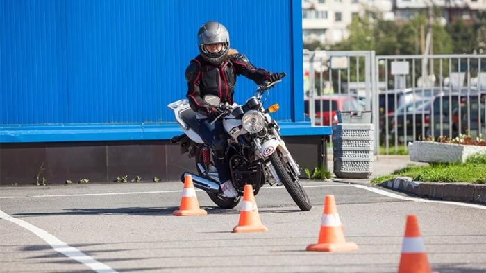 How To Get A Motorbike Licence And Pass