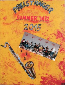 Publikumspreis Summerjazz Pinneberg 2015