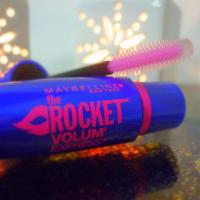 Mi primera impresión | Máscara The Rocket de Maybelline