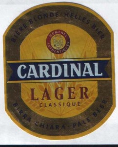 Cardinel Lager Classique