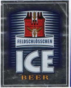 Feldschlosschen Ice Beer