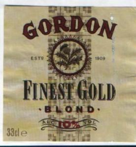 Gordon Finest Gold blond