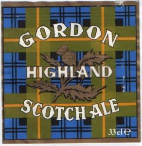 Gordon Higland Scotch Ale