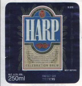 Harp Celebration Brew