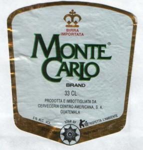 Monte Carlo brand