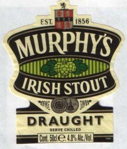 Murphis Irish Stout Draught