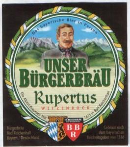 Unser Burgerbrau Rupertus