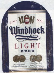 Windhock Light beer