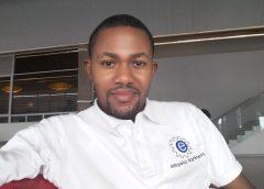 Esaïe LUPEPELE, fondateur d'Eteyelo, une start-up dédiée à l'éducation