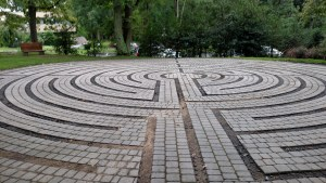labyrinth Bon Secours