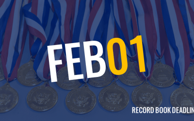 Call for 2020 Gold Medal Record Books