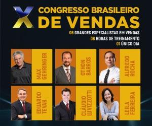 evento 10 congresso brasileiro de vendas 2019