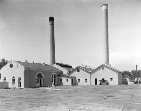 Capitol Hill Pump Station