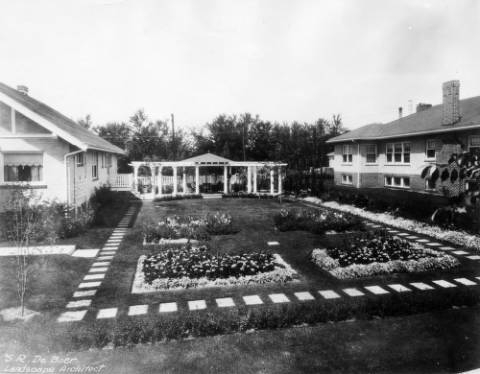 JD Hazlett House 8th and Detroit