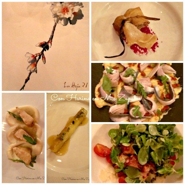 Restaurante Hoja 21 – Salamanca