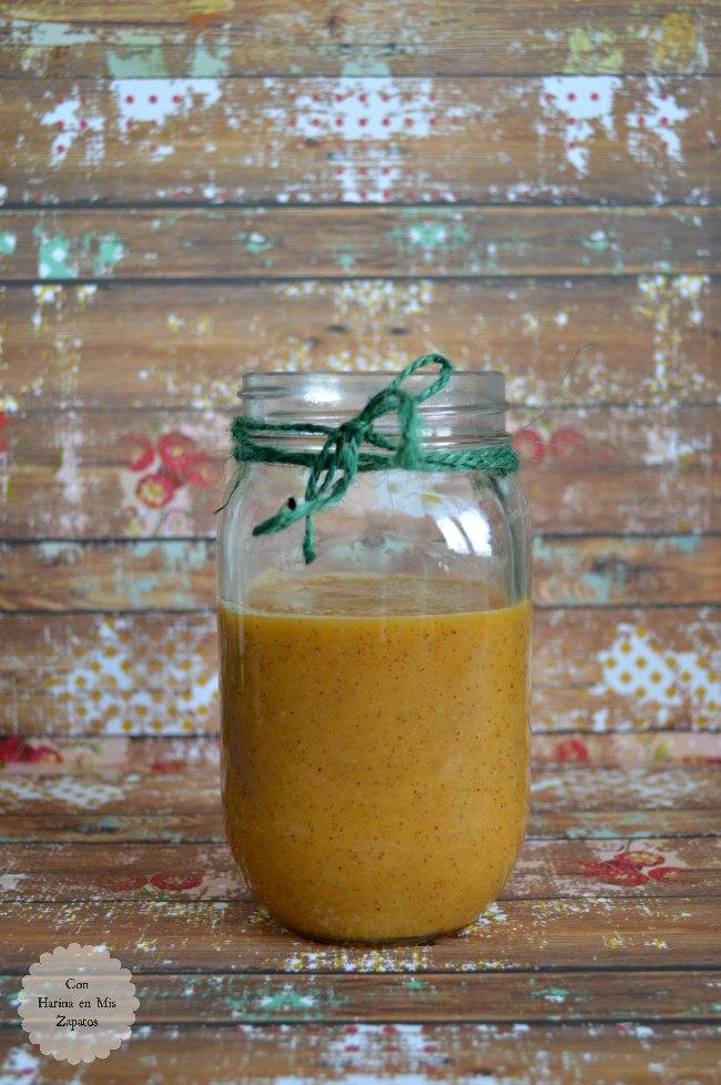Smoothie de Kiwi, Naranja y Zanahoria