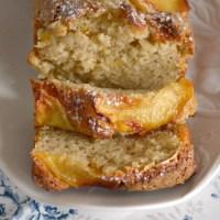 Bizcocho de Yogur y Manzana