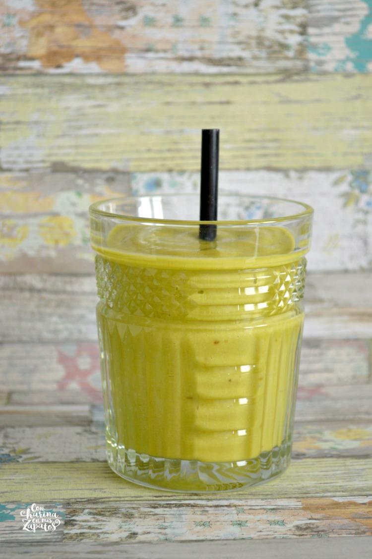Smoothie de Aguacate y Mango