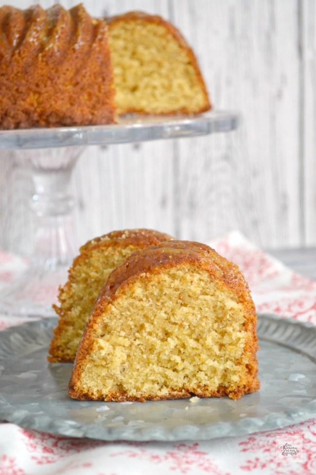 Bundt Cake con Fruta de la Pasión | CON HARINA EN MIS ZAPATOS