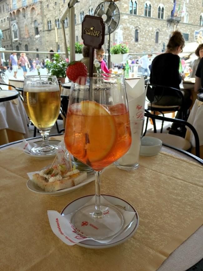 Un Viaje a Italia II: Florencia
