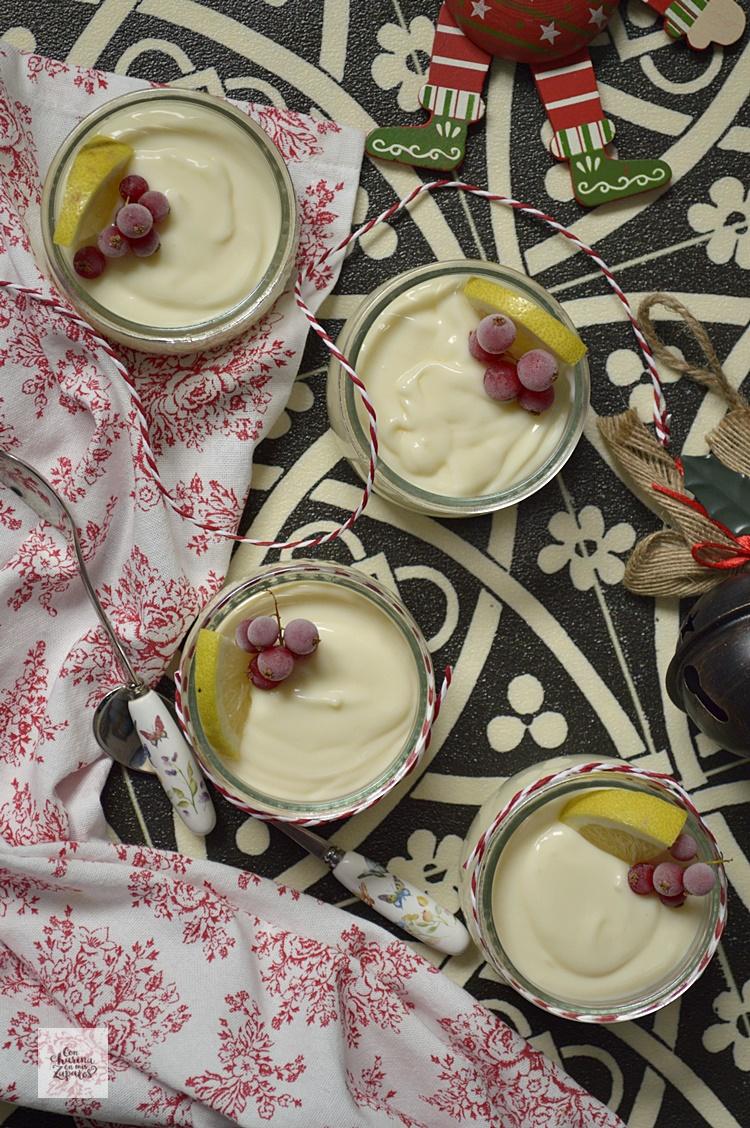 Crema de Limón | CON HARINA EN MIS ZAPATOS
