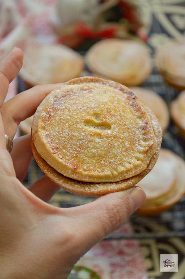 Mince Pies | CON HARINA EN MIS ZAPATOS