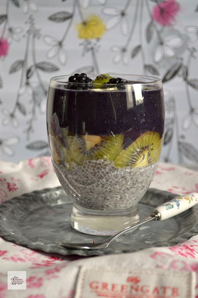 Cinco Desayunos en Vaso | CON HARINA EN MIS ZAPATOS