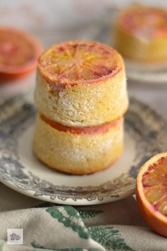 Bizcochitos de Naranja Sanguina y Almendra | CON HARINA EN MIS ZAPATOS