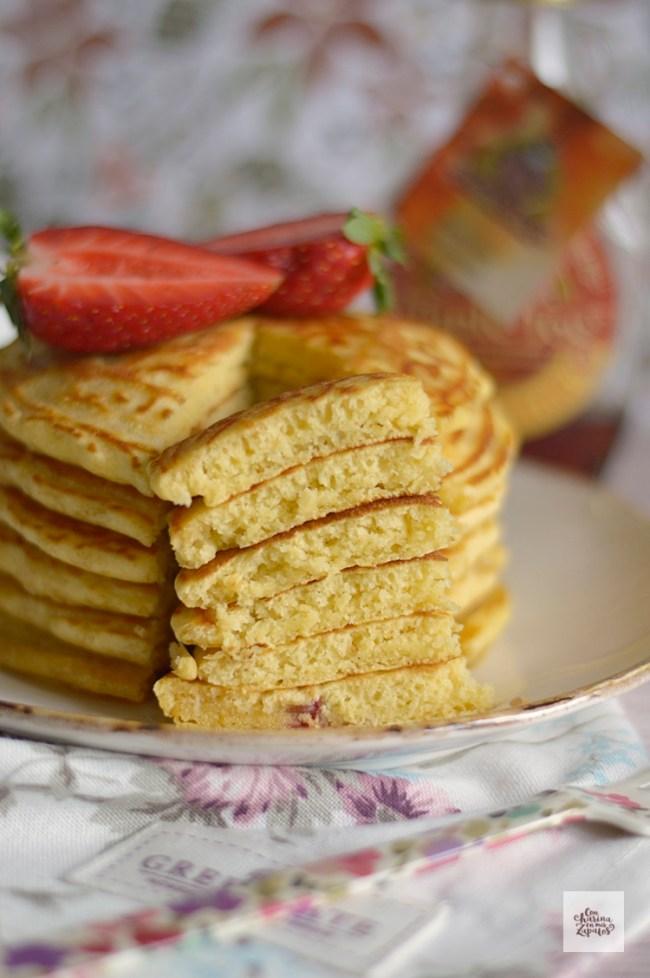 Tortitas | CON HARINA EN MIS ZAPATOS