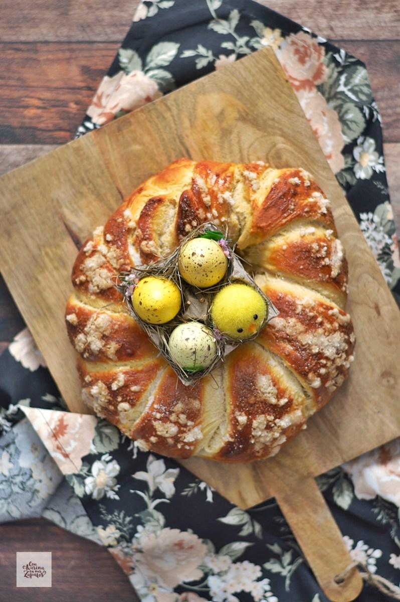 Rosca de Pascua Gallega