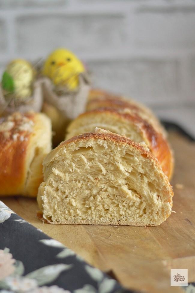 Rosca de Pascua Gallega | CON HARINA EN MIS ZAPATOS