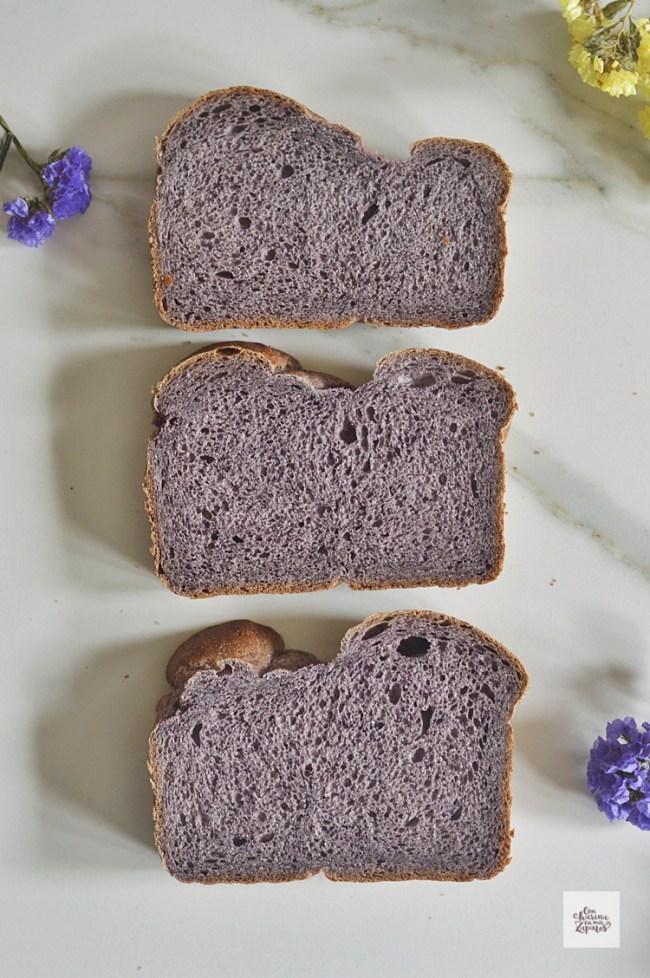 Pan de Arándanos | CON HARINA EN MIS ZAPATOS