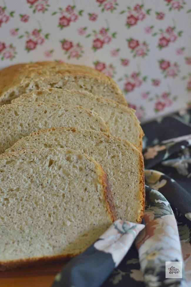 Tres recetas de pan en panificadora | CON HARINA EN MIS ZAPATOS