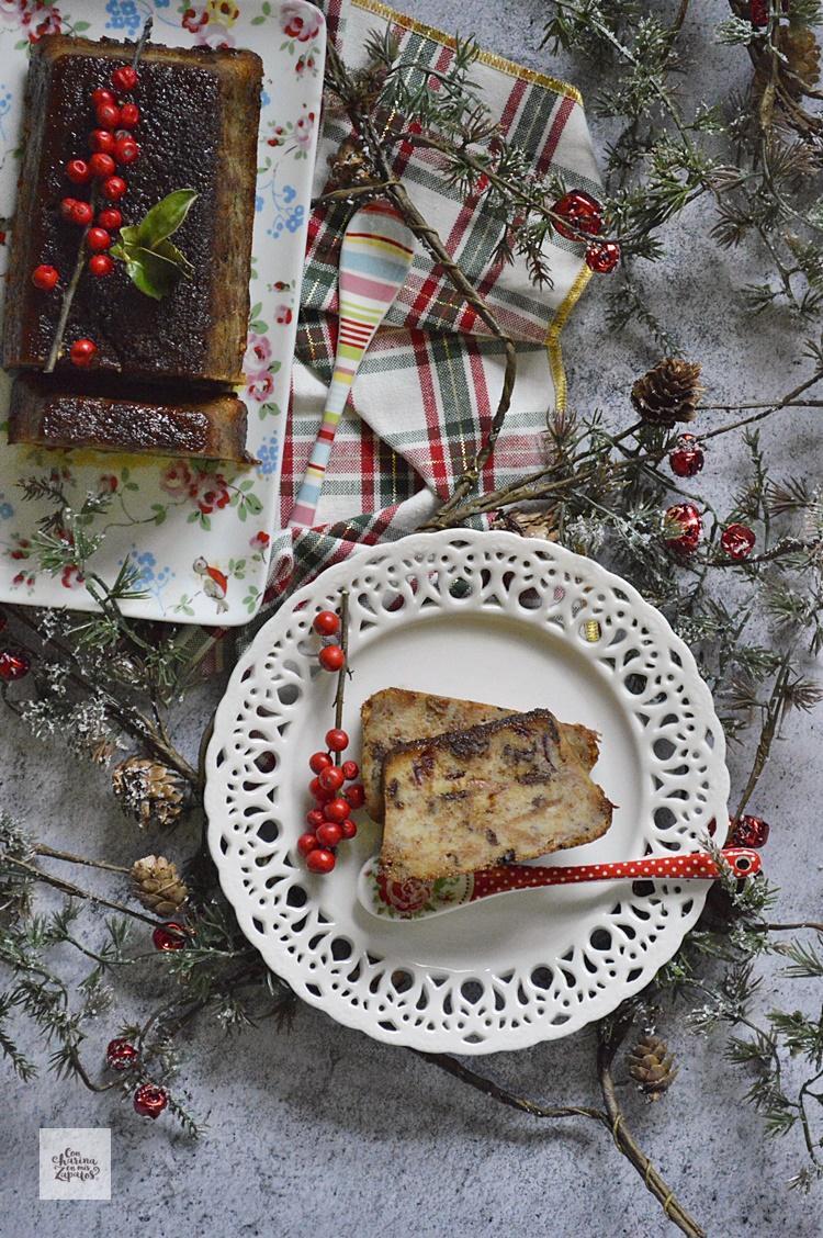 Pudding de Chocolate y Dátiles