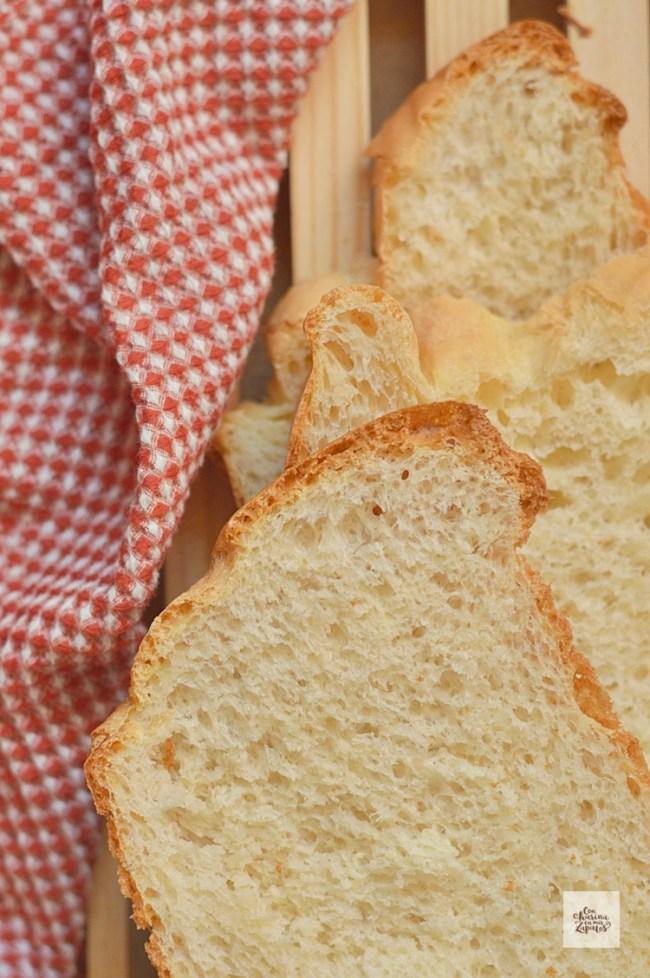 Pan de Leche en Panificadora | CON HARINA EN MIS ZAPATOS