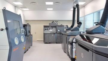 Abrast, de CONIEX, en la primera incubadora para impresión 3D de Europa
