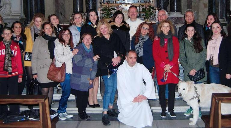 La carezza del Natale di Don Luigi Trapelli