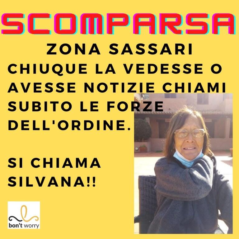 Appello per Silvana