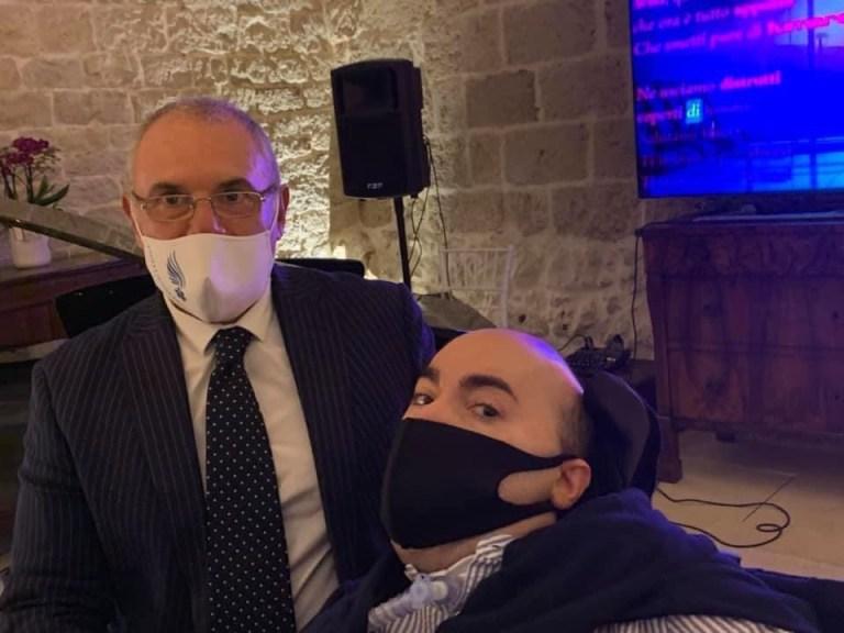 """Speciale Intervista a Vito Plantamura dell' """"Associazione Angeli senza Frontiere OdV"""""""