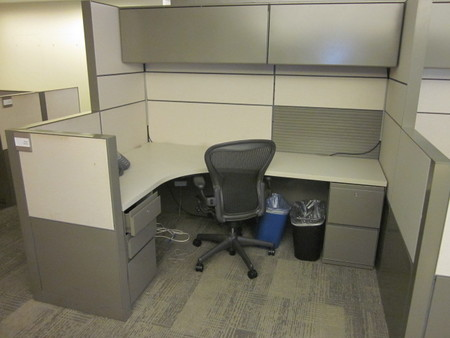 Steelcase Montage Workstations Conklin Office Furniture
