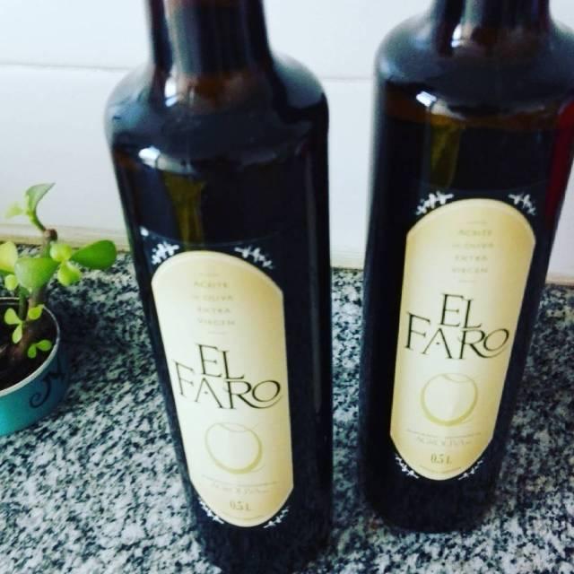 Aceite de oliva el faro