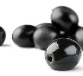 Aceitunas en almíbar