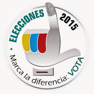 logo Elecciones COL 2015