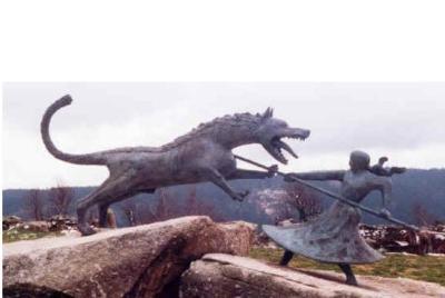 Monumento de la bestia